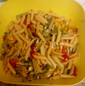 Pasta Salad Complete 2