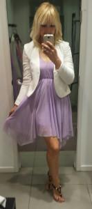 The non-winning dress