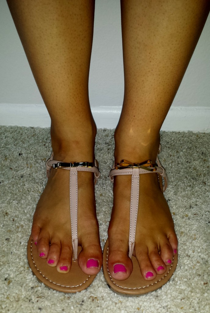 The straps are soft and padded