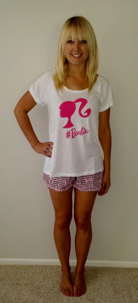 Barbie pajamas 1