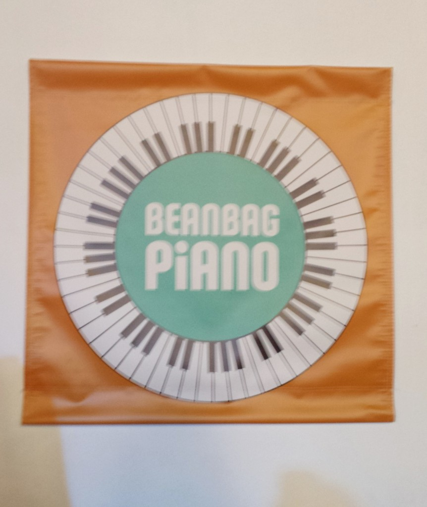 Beanbag piano