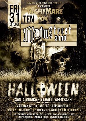 31Ten Halloween