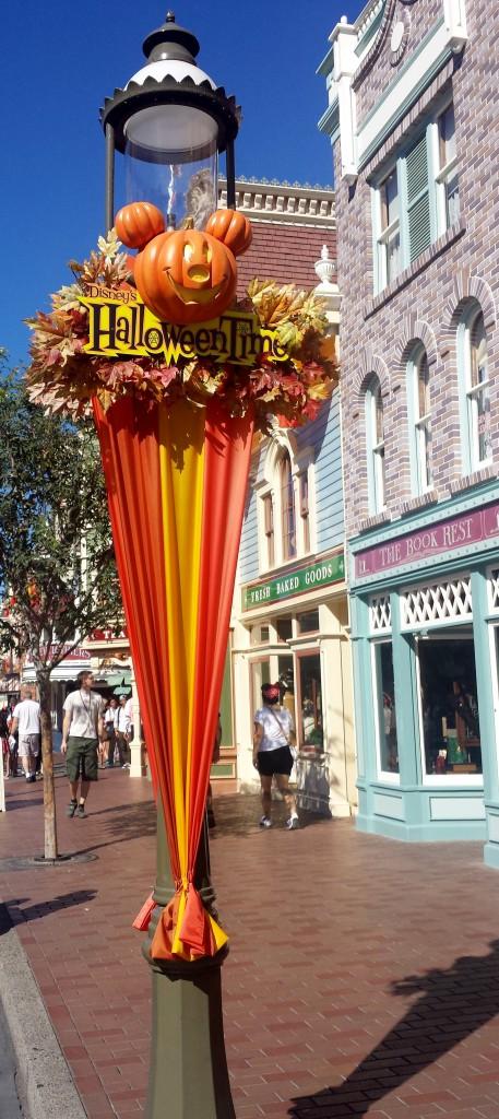 Disneyland Halloween 2