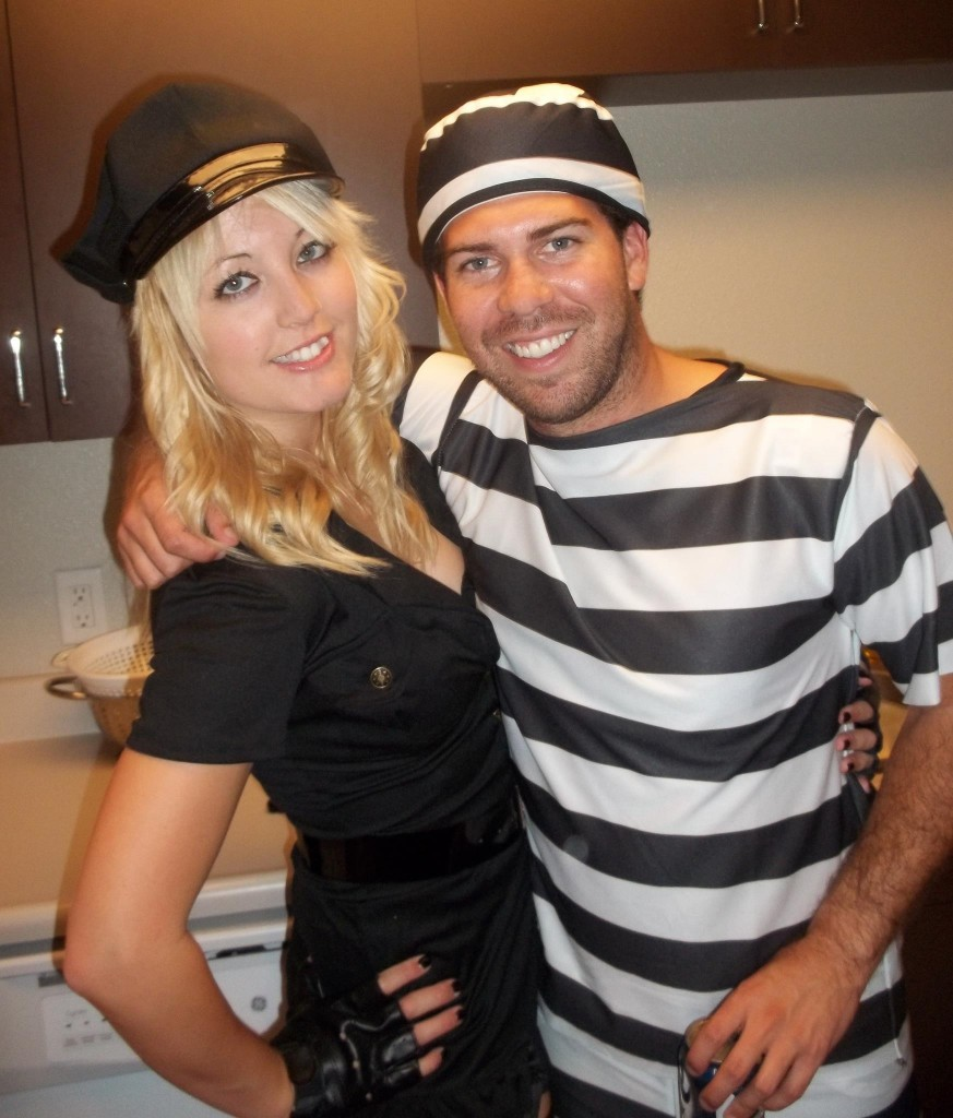 2012. Cop and inmate