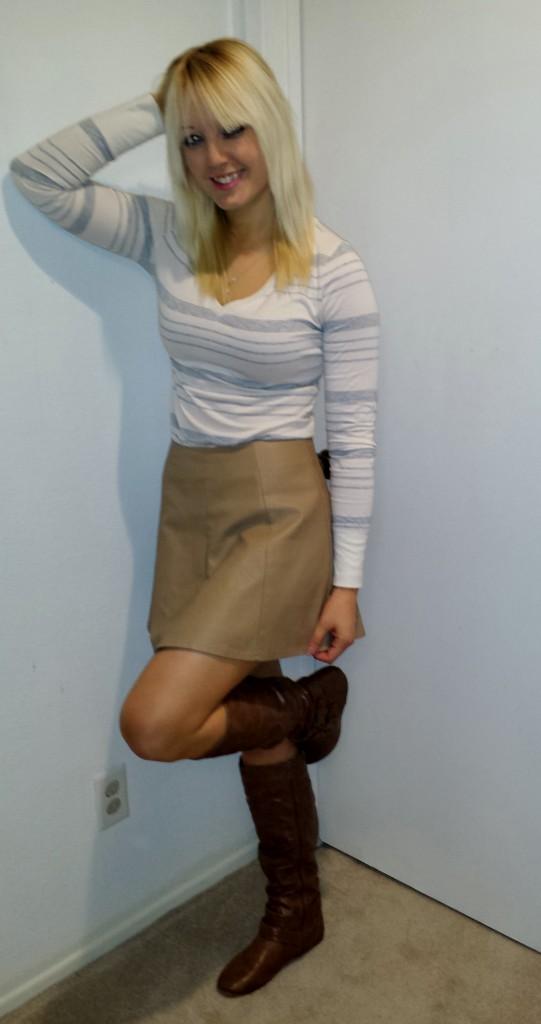 Grownup Schoolgirl 1