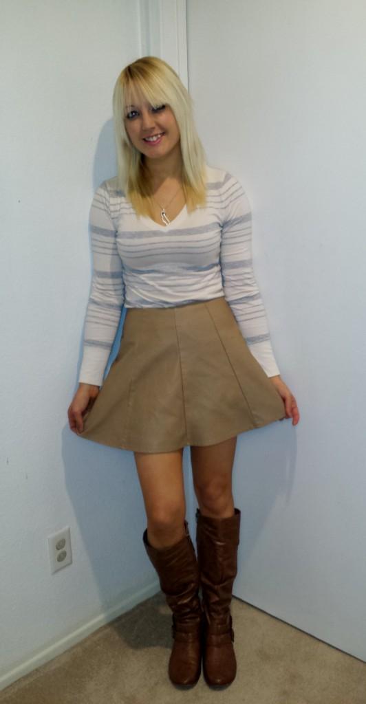 Grownup Schoolgirl 3
