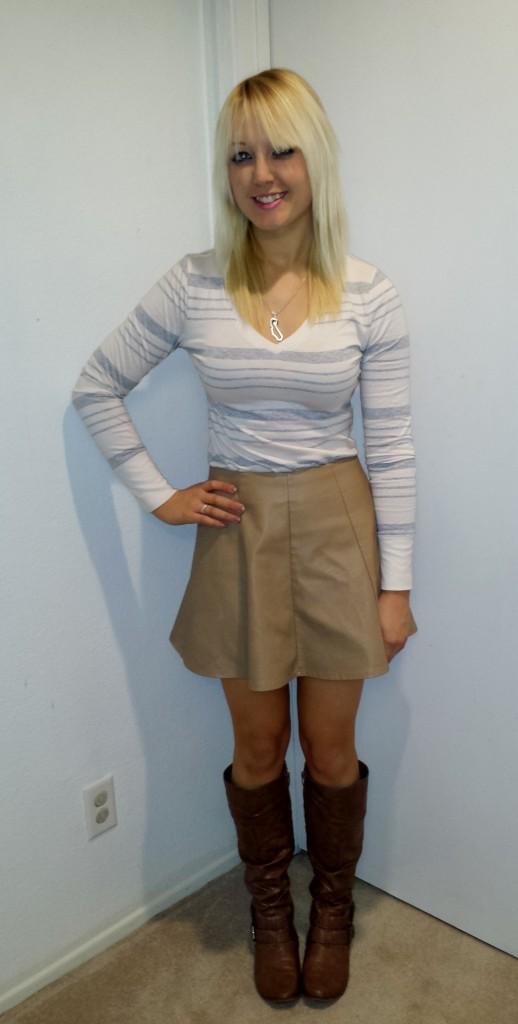 Grownup Schoolgirl 4