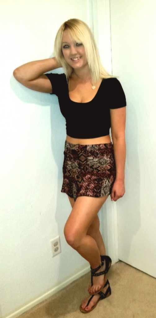 Tribal shorts 4