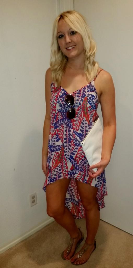 Paisley dress 4