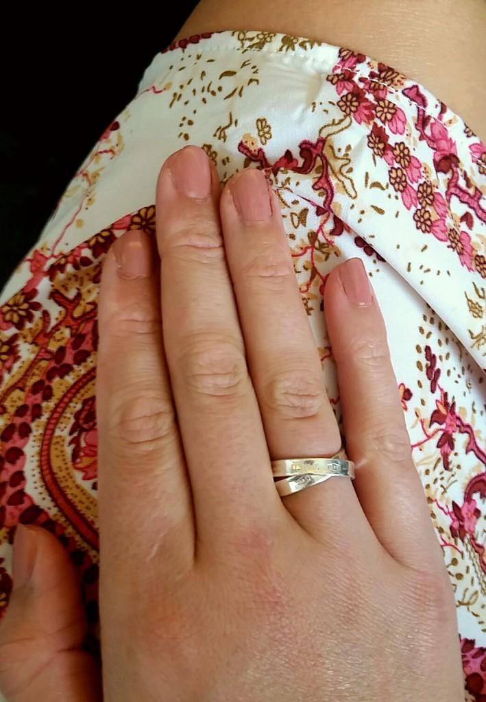 My Tiffany's ring