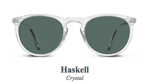 Haskell Crystal