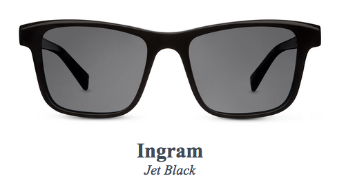 Ingram Jet Black